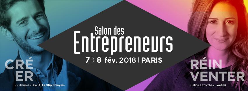 Le Cabinet DEGRILART au Salon des Entrepreneurs 2018